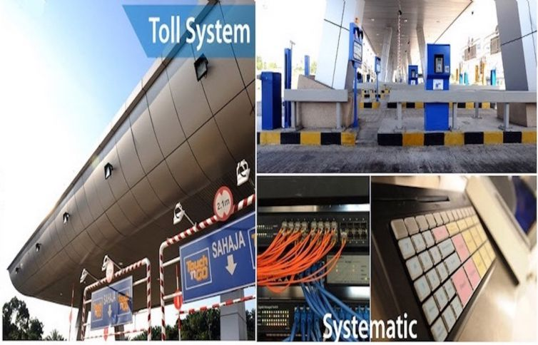 Integrated Toll Management System (ITMS)