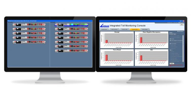 Integrated Toll Monitoring Console (iTMC)