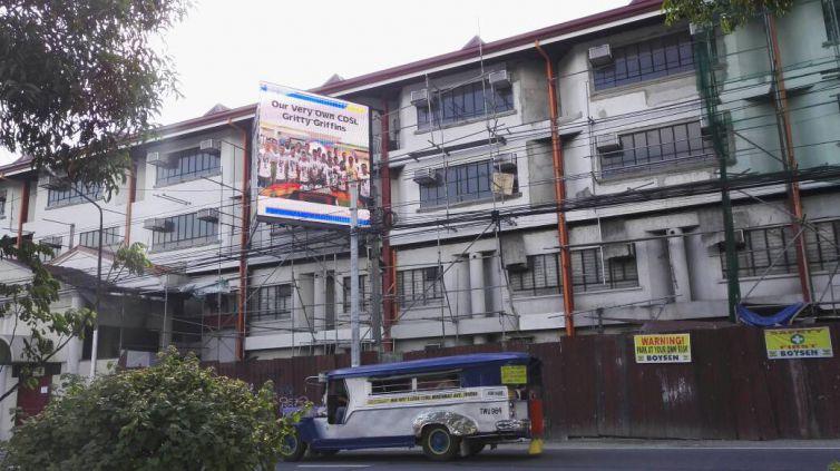 Outdoor Vertical Digital Advertising