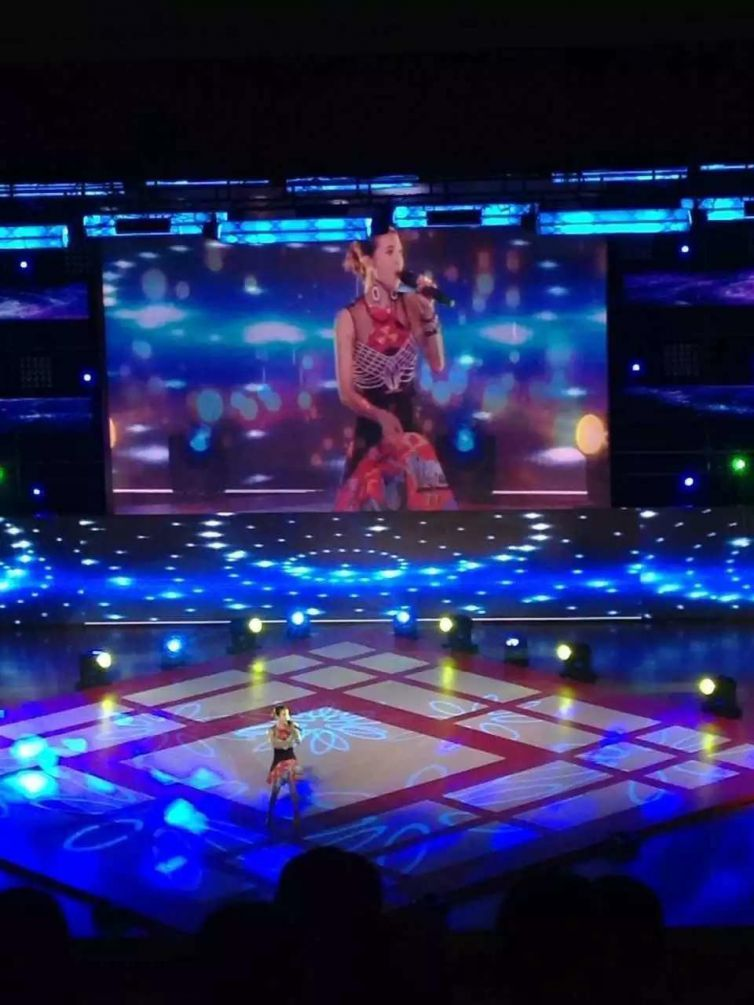 LED Screen – Indoor Stage (B)