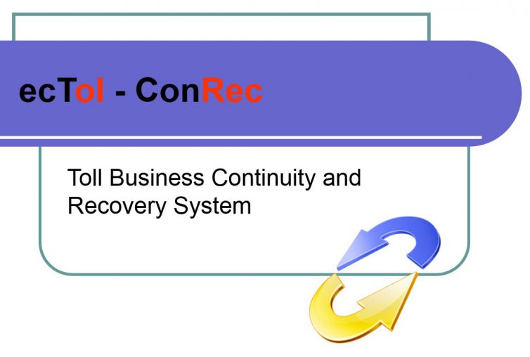 Continuity and Recovery System (ConRec)